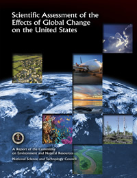Bush administration releases climate change assessement report four years late