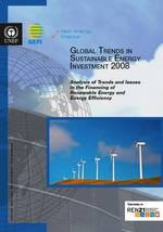 UNEP reports that green energy investment remains strong