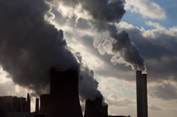 Coal-fired power plants will be most impacted by carbon regulations
