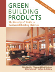 Green Building Product Directory