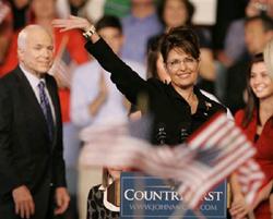 Sarah Palin is an environmental disaster