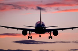 An airliners lands - what about the airlines CO2 emissions?