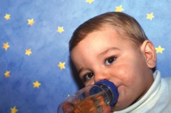 A 2008 report by American and Canadian environmental researchers entitled ?Baby?s Toxic Bottle? found that plastic polycarbonate baby bottles leach dangerous levels of Bisphenol-A (BPA), a synthetic chemical that mimics natural hormones and can send bodily processes into disarray, when heated