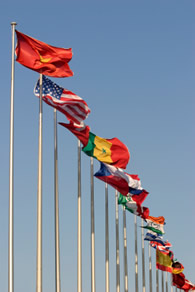 Major economies meet to discuss global warming