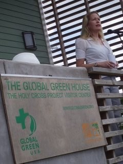 Beth Galante, Director of Global Green