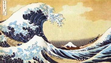 wave and tidal power