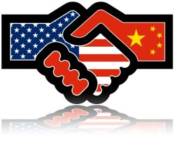China and the United States cooperate for change