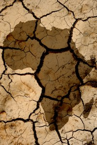 African nations most vulnerable to drought and other devastating effects of global warming