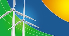 Essay on solar and wind energy