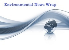 The latest environmental news