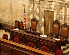 Congress Chamber: Is leadership present?
