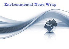 The latest environmental news headlines