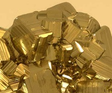 Pyrite may prove invaluable for the solar industry
